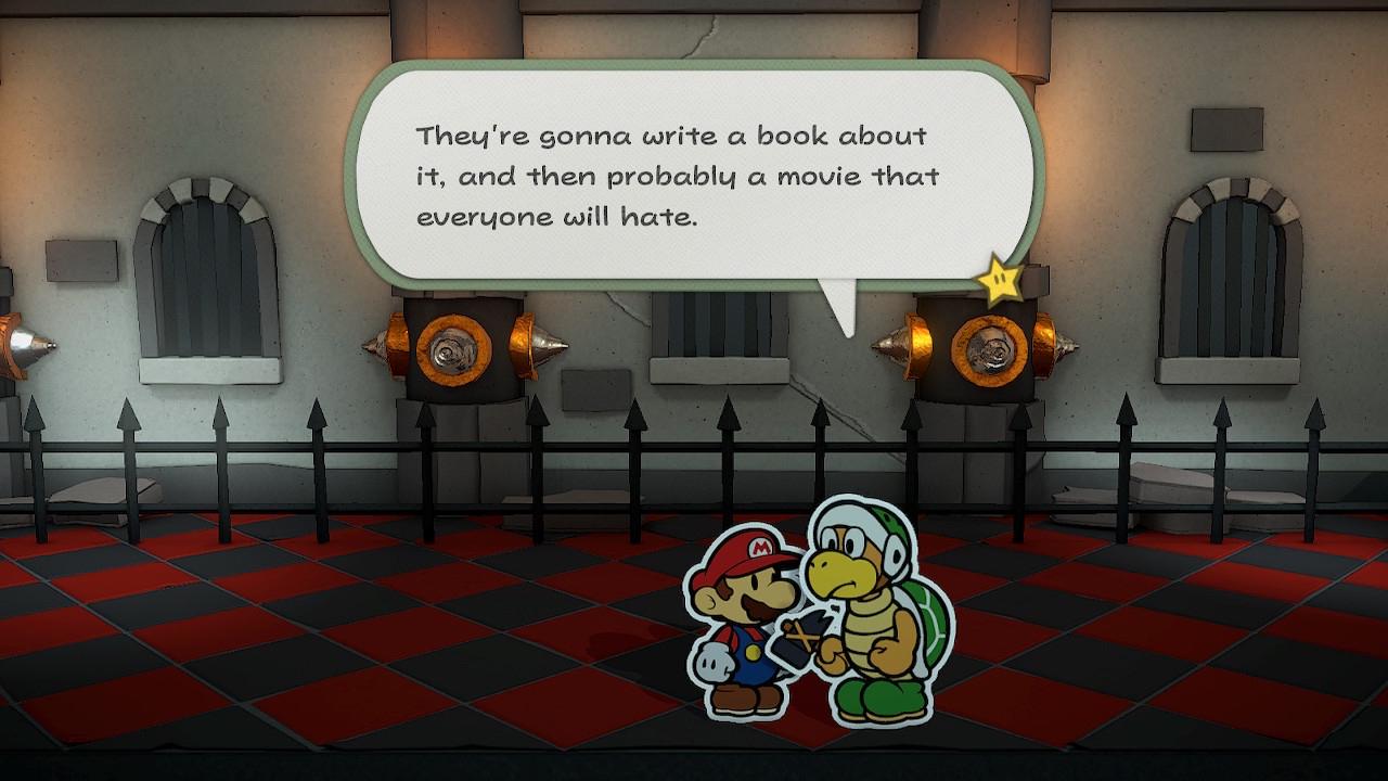 Обзор Paper Mario: The Origami King - «Блестящее приключение, но битвы проваливаются»