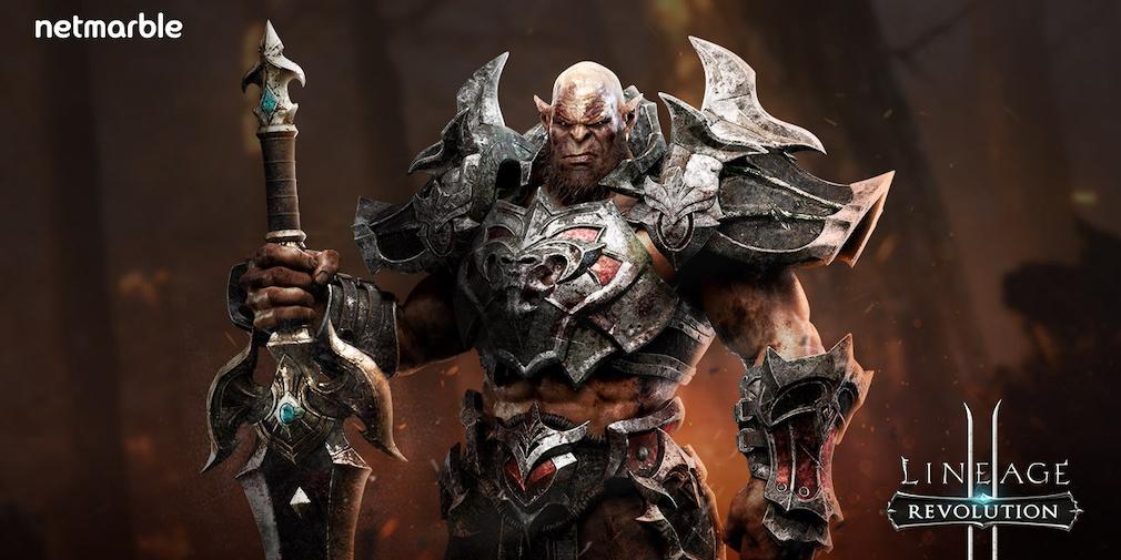 Lineage 2: Revolution's latest update introduces Aden Castle Clan War and increases max equipment level