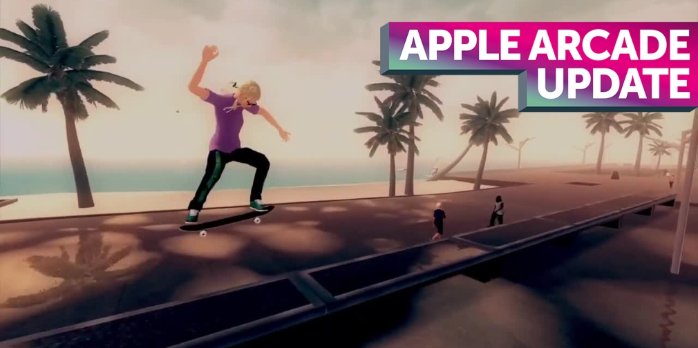 Apple Arcade weekly update: The College Atlas, Hot Lava, Skate City and more