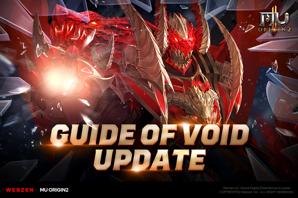 MU Origin 2's latest update introduces Guide of Void, Elemental weapons, Wings Awakening and more