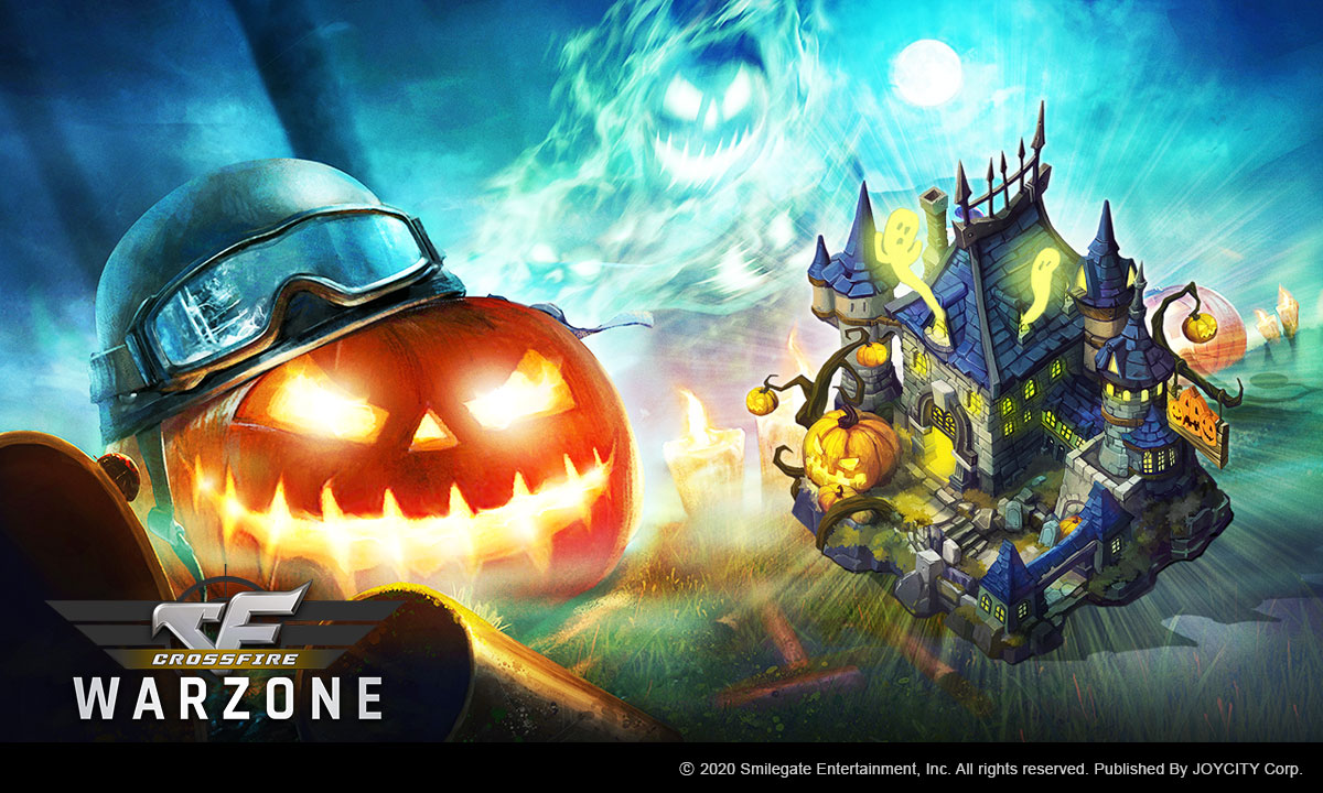 Crossfire: Warzone is celebrating Halloween with two limited-time events