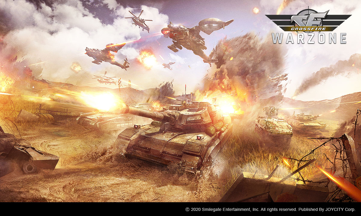 Crossfire: Warzone's October update introduces  new game mode, Capital Takeover War