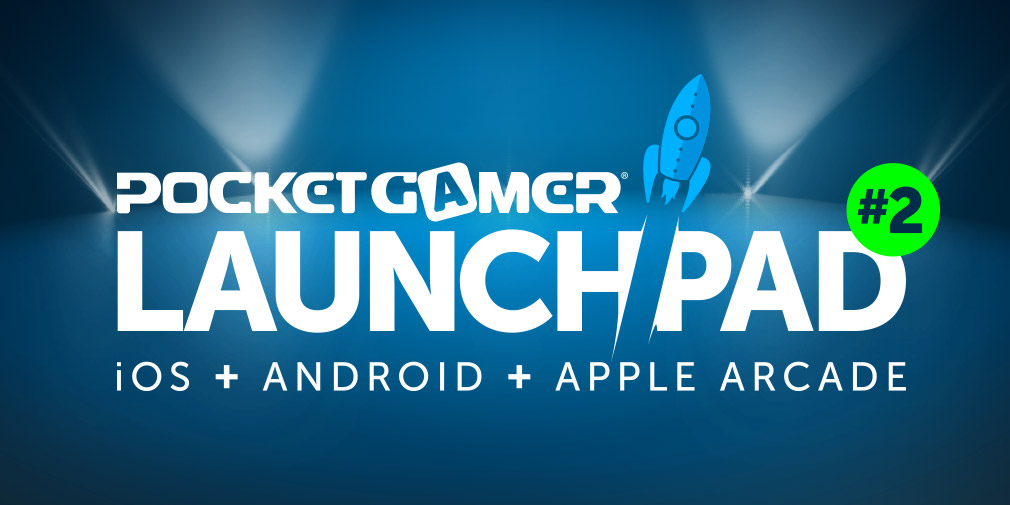 Pocket Gamer LaunchPad #2 starts next Thursday. Join us for plenty of exciting mobile game announcements and updates