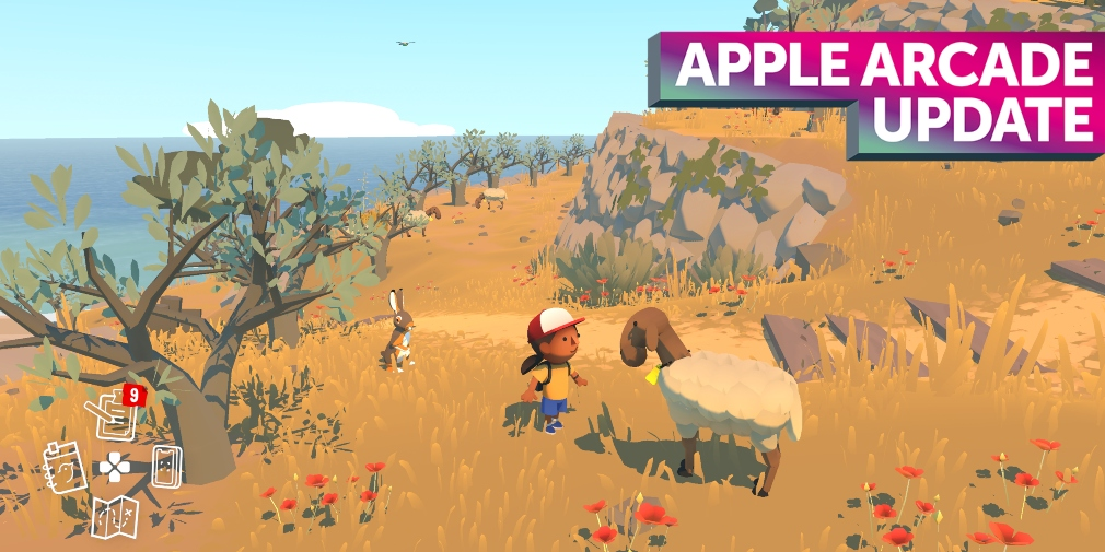 Apple Arcade weekly update: Agent Intercept and Alba: A Wildlife Adventure