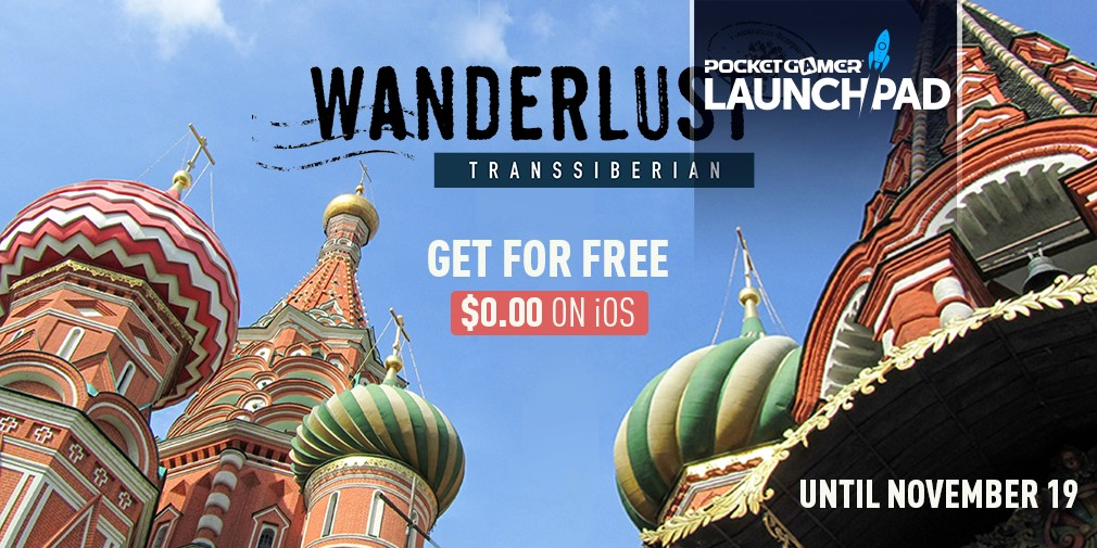 Wanderlust discounted as Wanderlust: Transsiberian goes free for a week