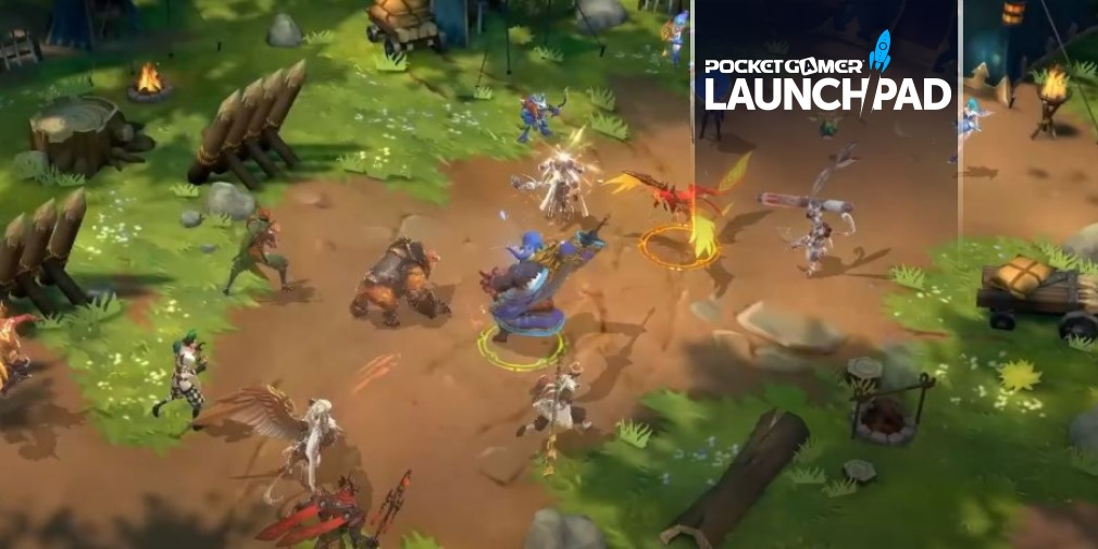 Here's your first look at some new Summoners War: Lost Centuria trailers