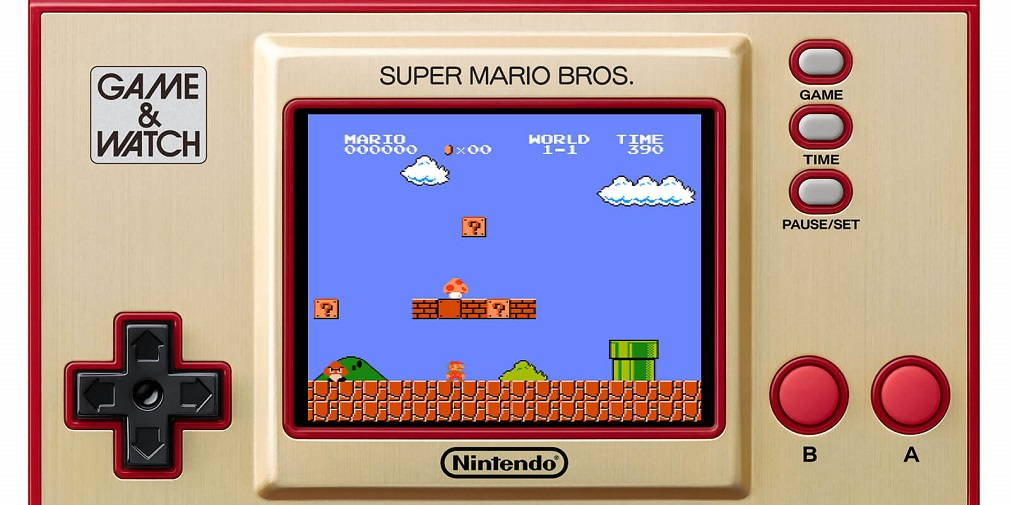 Nintendo releases Game & Watch: Super Mario Bros. to bookend the mascot's 35th anniversary