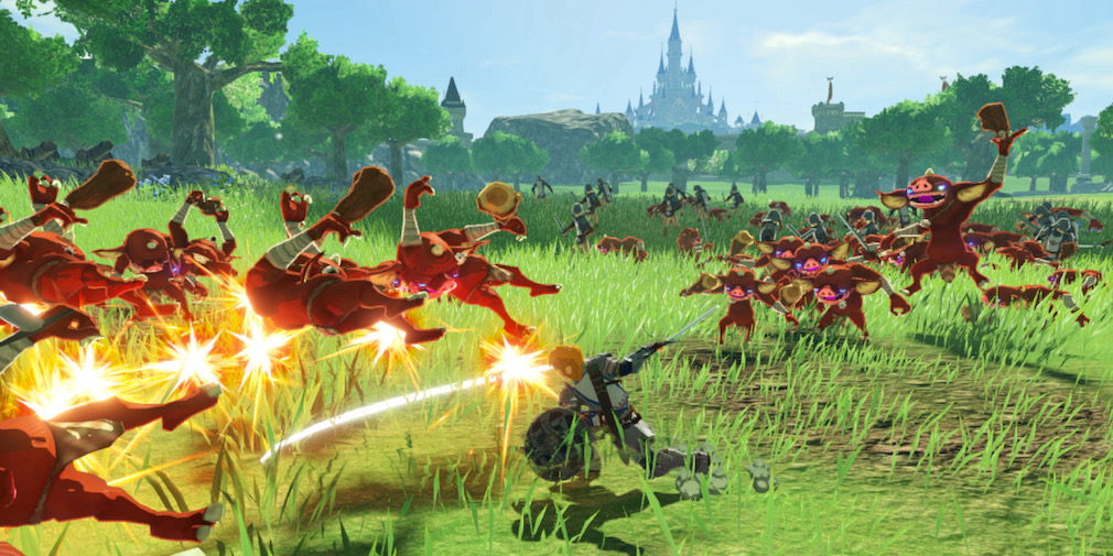 "Hyrule Warriors: Age of Calamity review - ""A breathless and wild button-masher"""