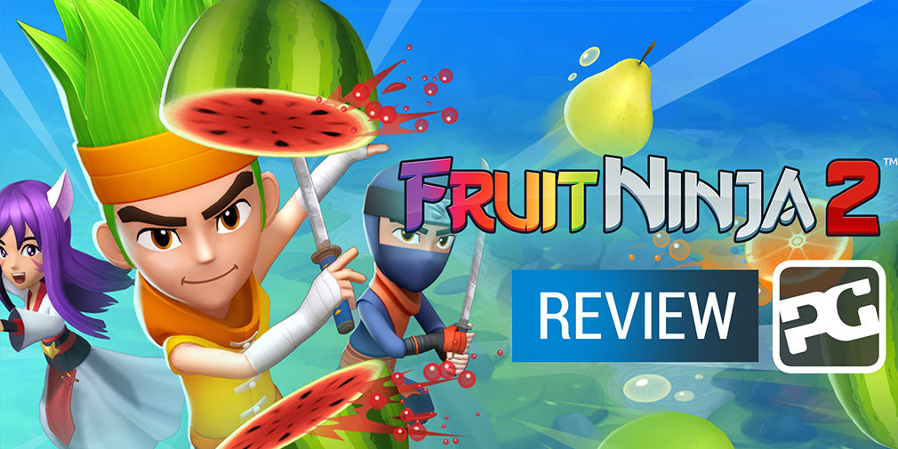 Fruit Ninja 2 - video review