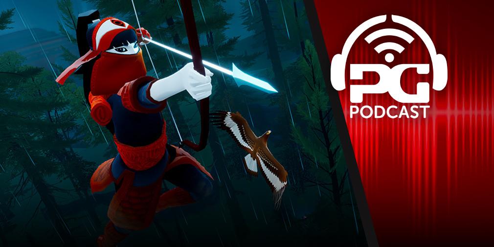 Pocket Gamer Podcast: Episode 533 - The Pathless, Fruit Ninja 2