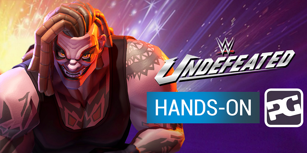 WWE Undefeated - gameplay video