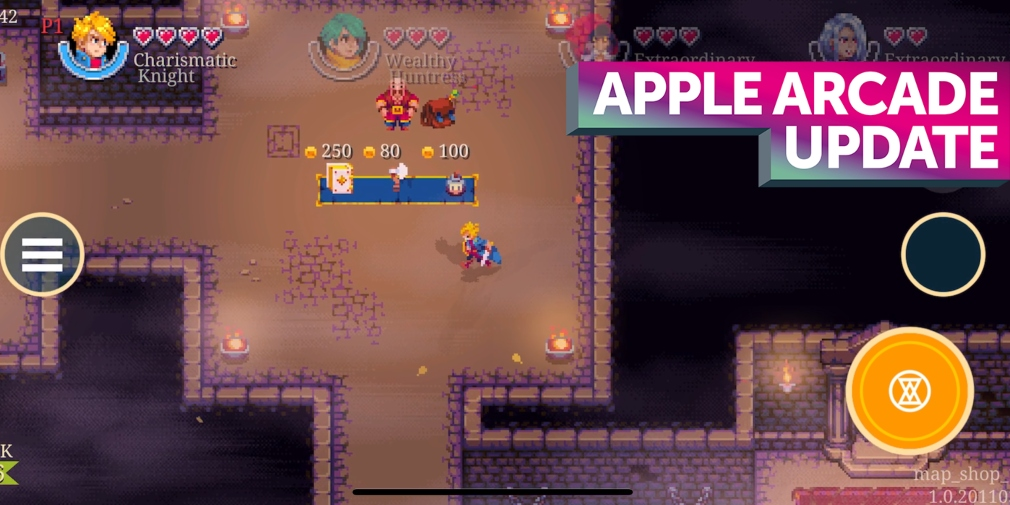Apple Arcade weekly update: Grindstone, Lego Brawls, Charrua Soccer and Oceanhorn: Chronos Dungeon