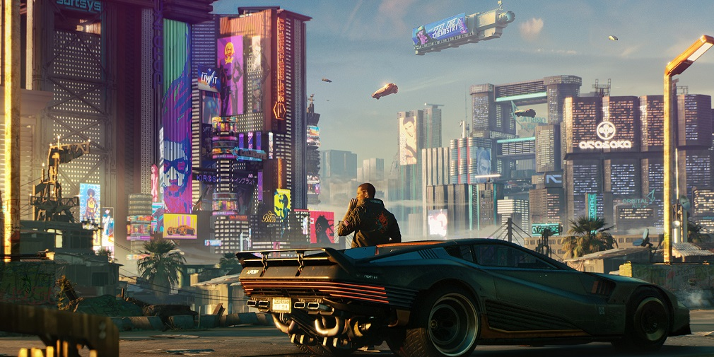 Cyberpunk 2077 is available to play on mobile on Google Stadia