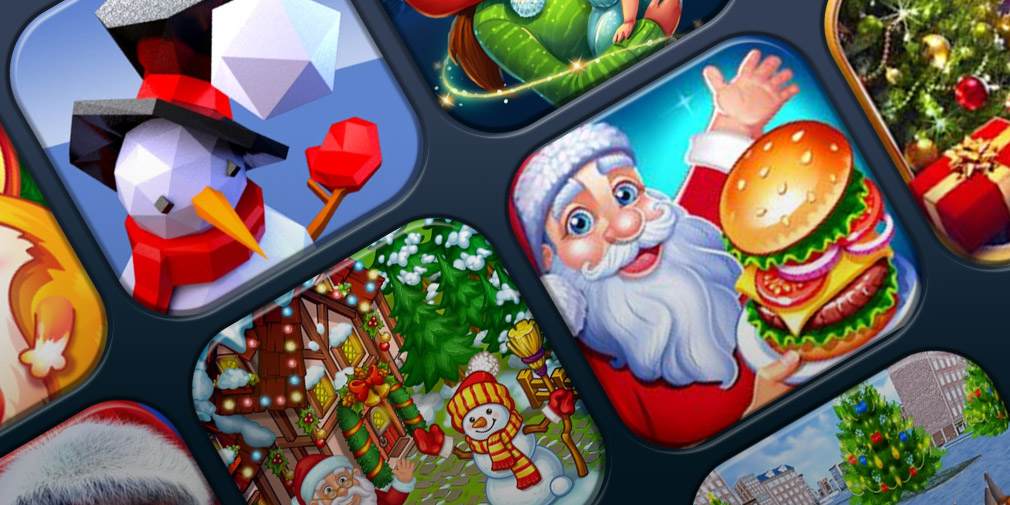 10 best Christmas themed games for Android phones and tablets
