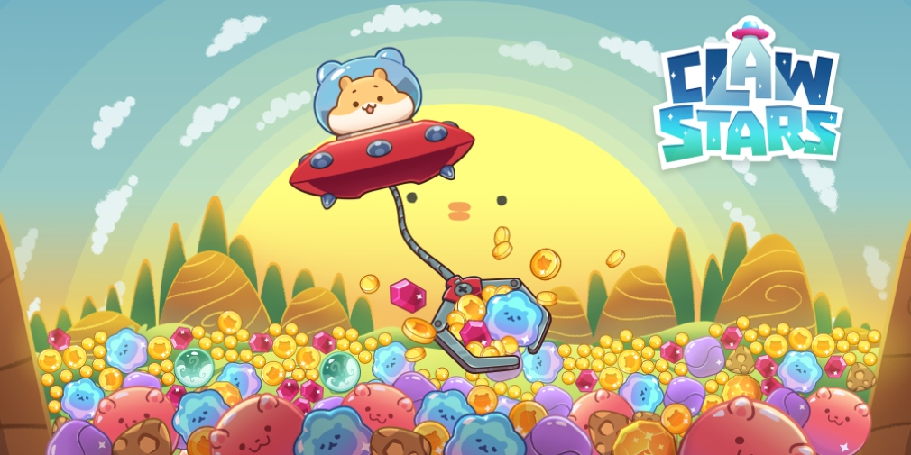 Claw Stars is an upcoming casual arcade game about using a giant claw to take riches from planets