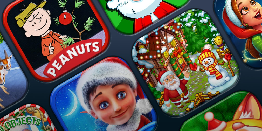 10 best Christmas themed games for iPhone and iPad (iOS)