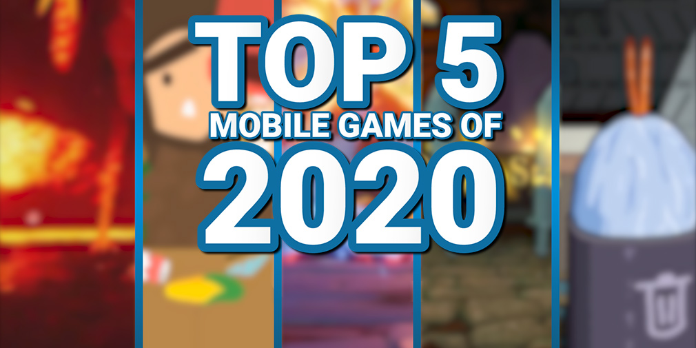 Top 5 mobile games of 2020 - video