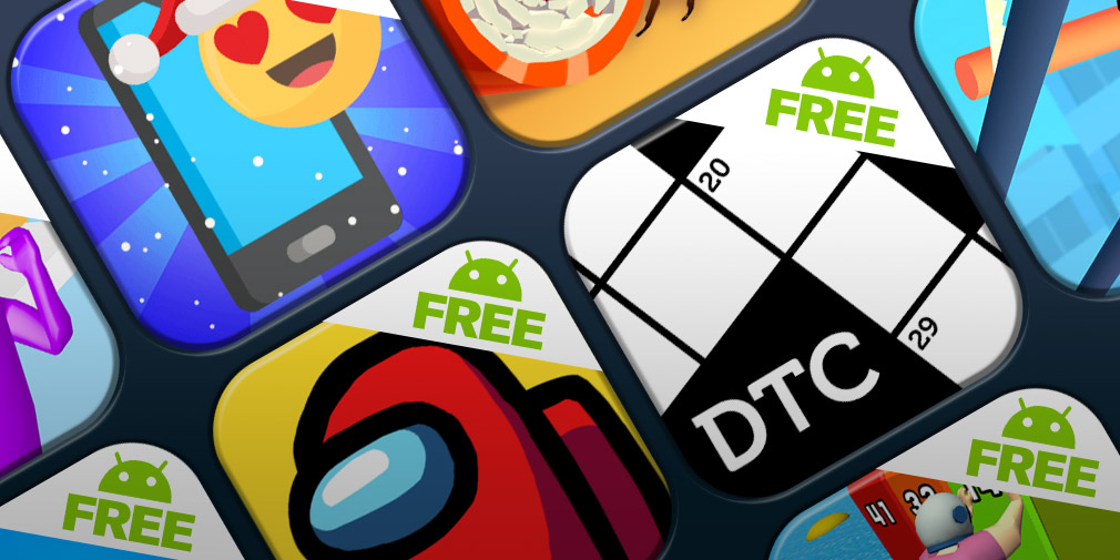 Here are the top 10 most popular, free games for Android right now