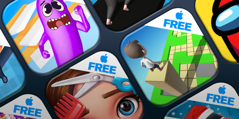 Here are the top 10 most popular, free games for iPhone right now