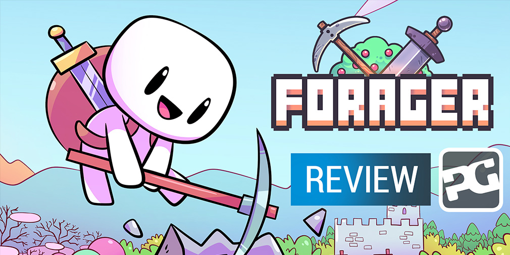 Forager video review