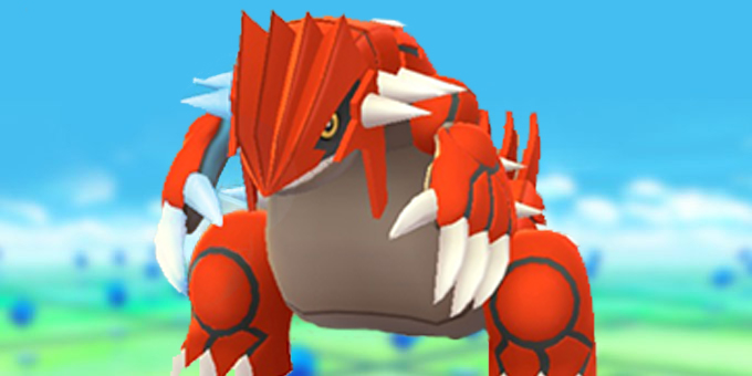 Pokemon Go: Groudon - How to catch it, its weaknesses and where to find it