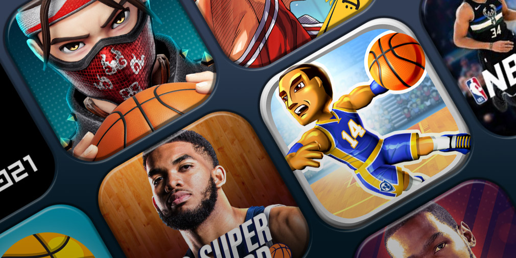 Top 8 basketball games for iPhone and iPad (iOS)