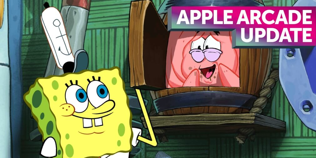 Apple Arcade weekly update: Outlanders, SpongeBob: Patty Pursuit and Agent Intercept