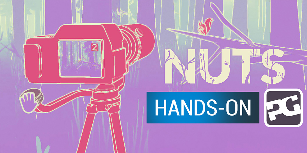 NUTS: A Surveillance Mystery - gameplay video