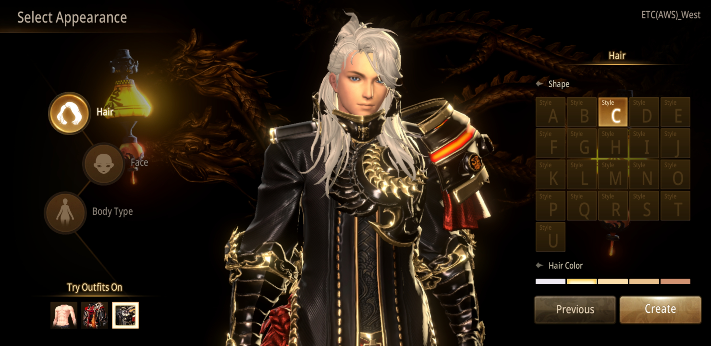 blade and soul revolution preview