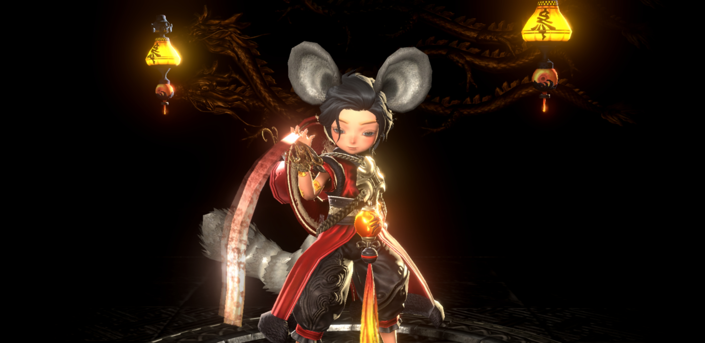 blade and soul force master