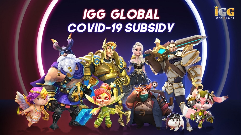 IGG continues its generous streak with US$800 bonus to each of its employees