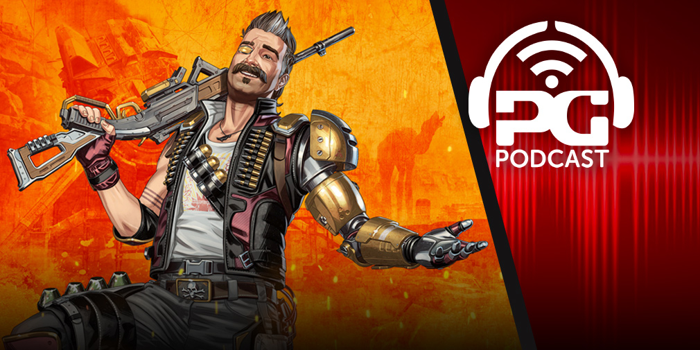 Pocket Gamer Podcast: Episode 541 - Apex Legends, The Captain is Dead