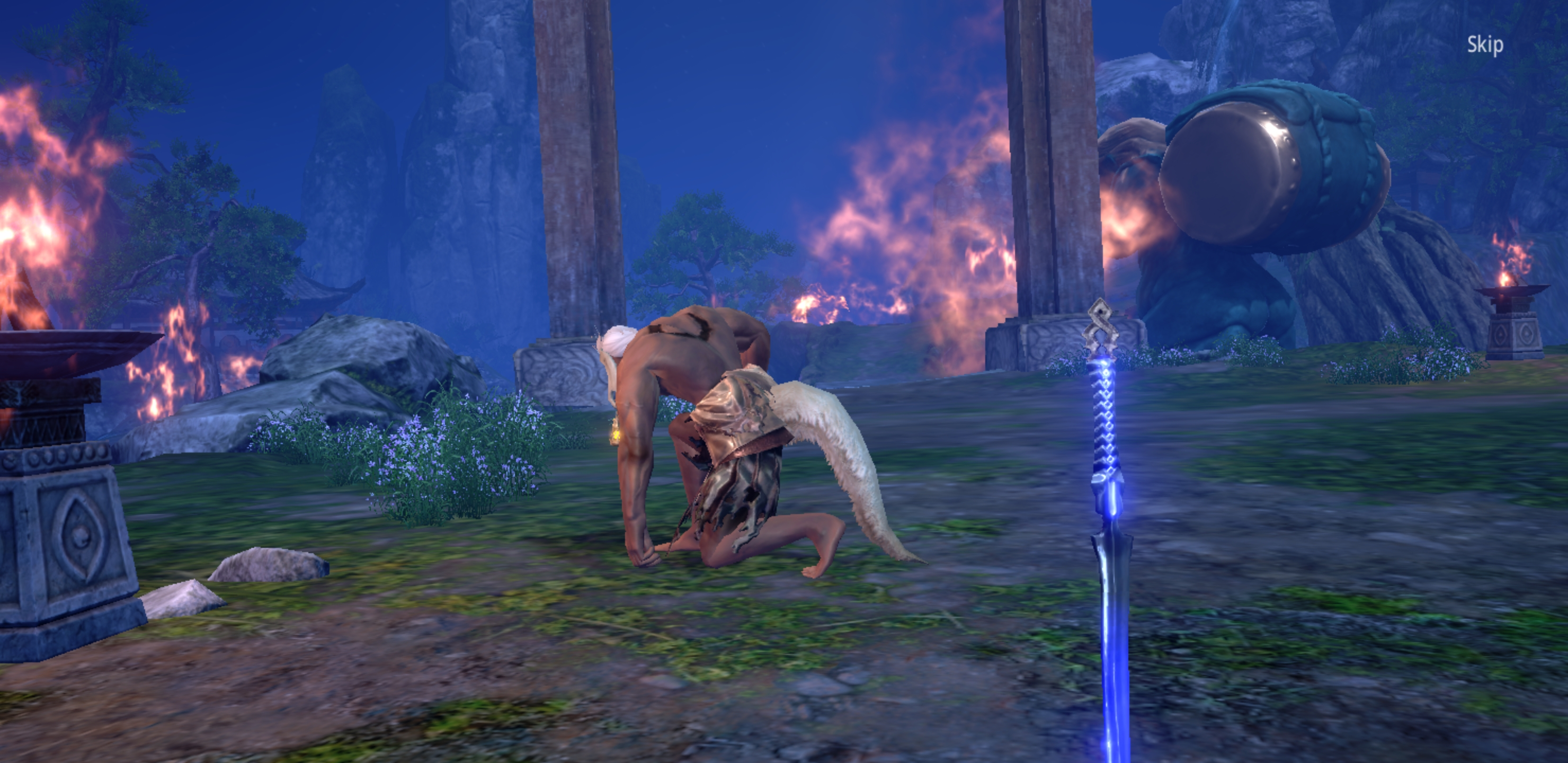 blade and soul xp guide