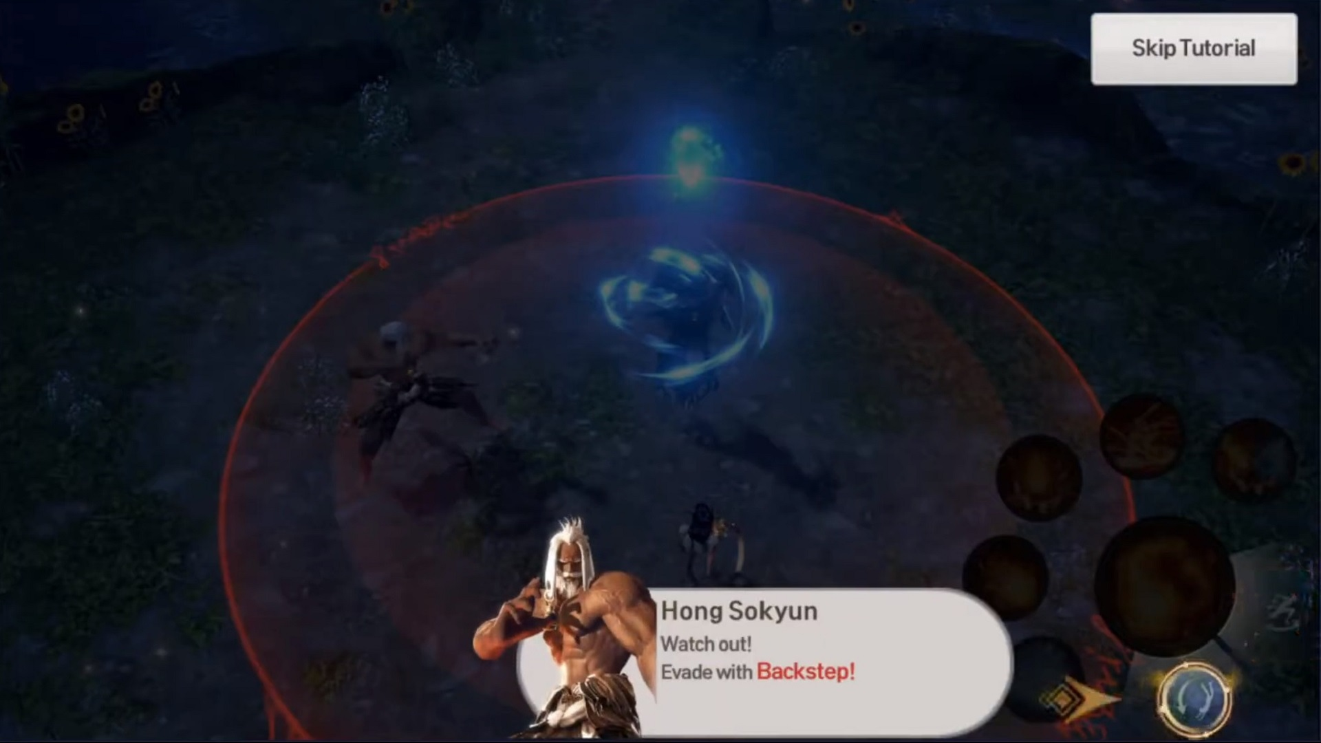 blade and soul combat guide