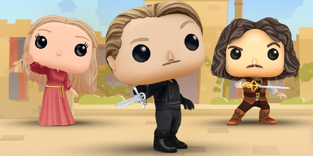 Funko Pop! Blitz celebrates love this Valentine's Day weekend with new Princess Bride crossover