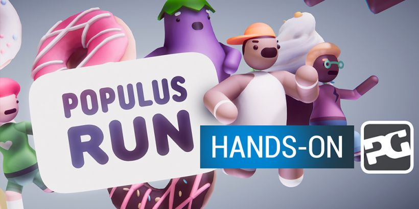Populus Run - gameplay video
