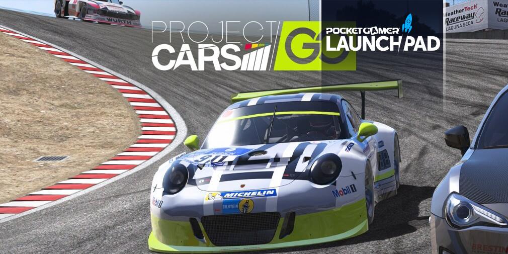 Подключайтесь к нашей трансляции позже, чтобы увидеть новые эксклюзивные кадры грядущего Project Cars Go.