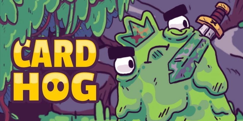 Card Hog, the quirky card-based roguelike, is available to pre-order for iOS