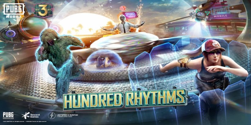 PUBG Mobile to celebrate 3rd Anniversary with Hundred Rhythms 1.3 update