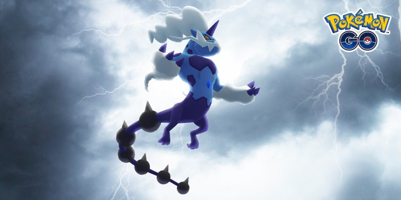 Pokemon Go's Charge Up event will introduce Mega Manectric and Therian Forme Thundurus