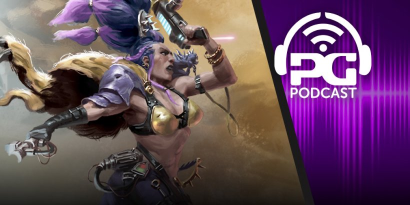 Pocket Gamer Podcast: Episode 544 - Necromunda: Gang Skirmish, Blind Drive