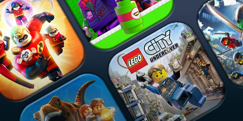 Top 6 best Lego games for Nintendo Switch