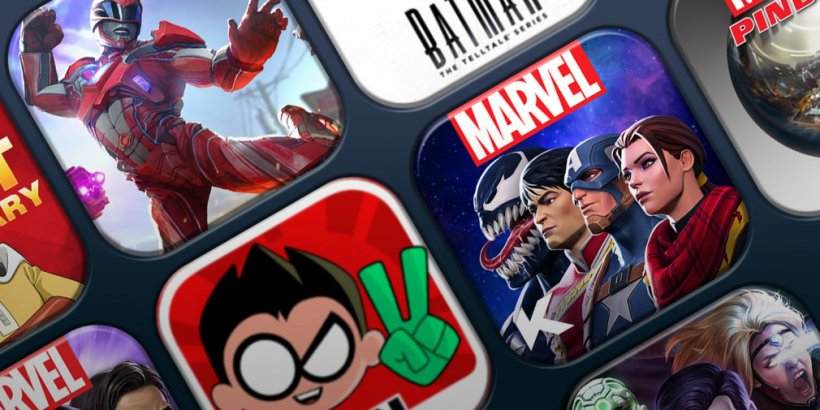 Top 10 best superhero games for iPhone and iPad (iOS)