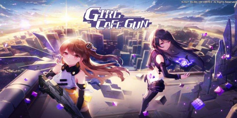 The best new mobile game of the week: Girl Cafe Gun - 10 September 2021
