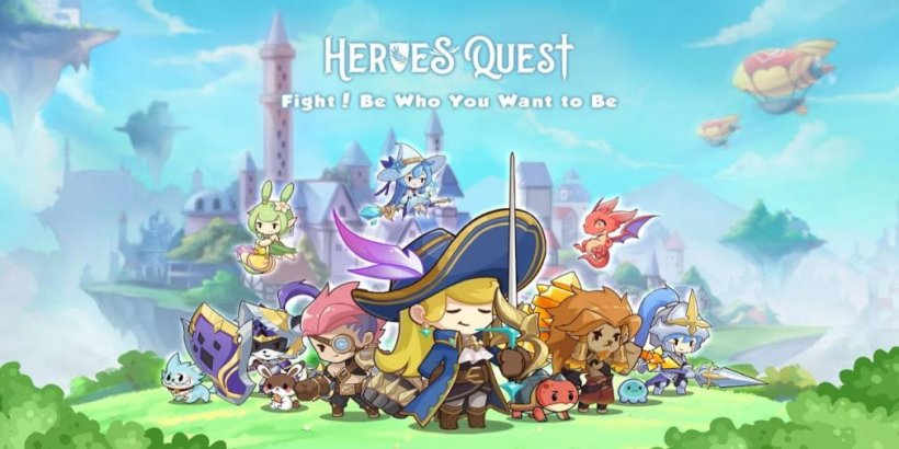The best new mobile game of the week: Heroes' Quest: AFK Explorer - 15 October 2021