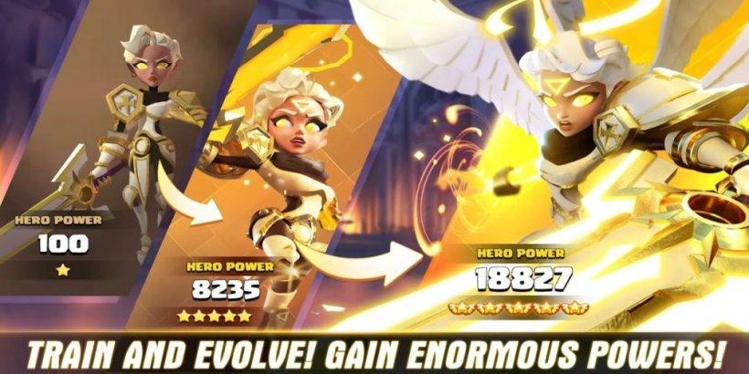 The best new mobile game of the week: Valor Legends: Eternity - 17 September 2021