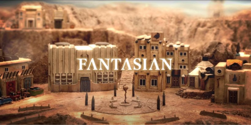 "Fantasian review - ""An innovative and jaw-droppingly gorgeous RPG"""