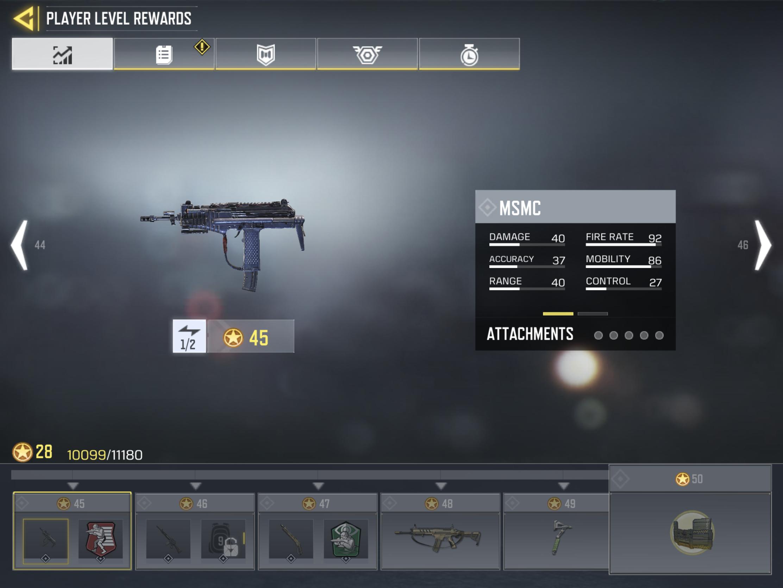 Лучшее оружие в CoD Mobile