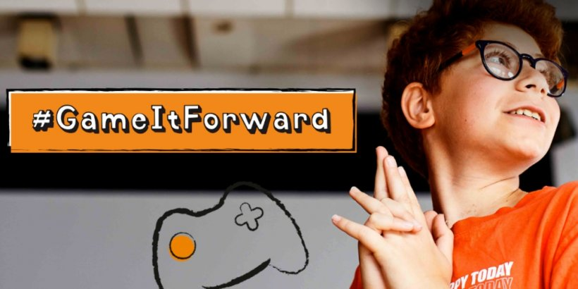 The Children's Society is looking to raise money for vulnerable young people through their #GameItForward streaming campaign