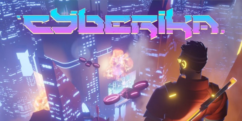 "Cyberika review - ""Buckle up, buttercup"""